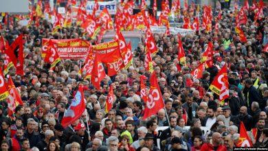 Photo of Во Франции началась всеобщая забастовка против пенсионной реформы