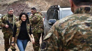 Photo of Супруга премьер-министра Армении Анна Акобян пригласила первую леди Азербайджана Мехрибан Алиеву в Арцах вместе послушать мугам
