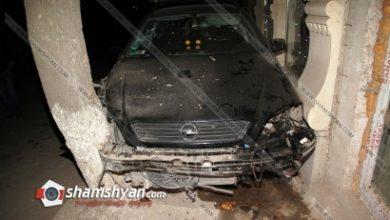 Photo of Ավտովթար Լոռու մարզում. 51-ամյա վարորդը Opel-ով բախվել է ծառին ու խանութի պատին. կան վիրավորներ