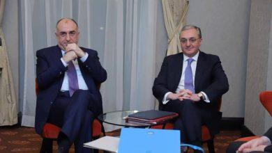 Photo of Стартовала встреча Зограба Мнацаканяна и Эльмара Мамедъярова
