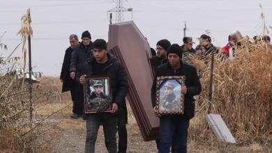 Photo of Արցախում մահացած Արթուր Աջամյանին այսօր հողին հանձնեցին. news.am