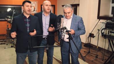 Photo of Анна Акопян поделилась видеороликом трио Ашотян-Шармазанов-Саакян