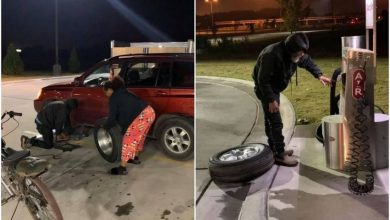 Photo of Бездомный отдал последние деньги, чтобы помочь незнакомке, и это изменило его жизнь