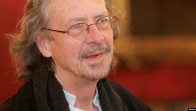 Photo of Турция требует отменить решение о вручении Нобелевской премии по литературе австрийскому писателю Петеру Хандке