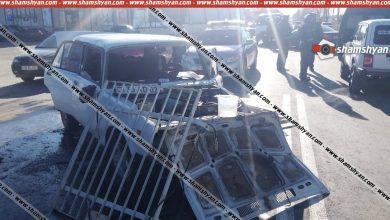 Photo of Ավտովթար Գյումրիում. բախվել են 4 ավտոմեքենա, կան վիրավորներ