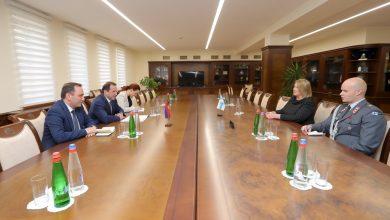 Photo of Քննարկվել են պաշտպանության ոլորտում Հայաստանի և Ֆինլանդիայի համագործակցության զարգացման հեռանկարները
