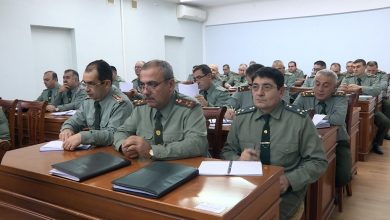Photo of Անցկացվել է զինված ուժերի ղեկավար կազմի խորհրդակցություն