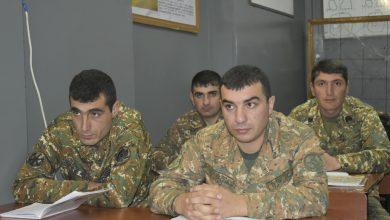 Photo of Վարժանք՝ ՀՕՊ ստորաբաժանումների ներգրավմամբ