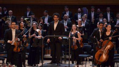 Photo of Հայաստանի պետական սիմֆոնիկ նվագախումբը ձայնագրել է Կոմիտասի բնօրինակ նվագախմբային ստեղծագործությունները