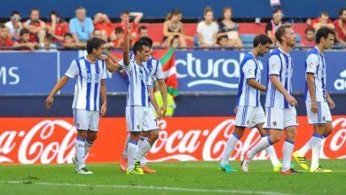 Photo of Ռեալ Սոսեյդադը և Օսասունան ֆուտբոլային ներկայացում բեմադրեցին