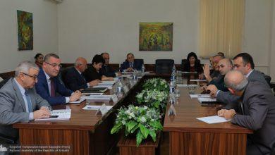 Photo of На обсуждение был представлен проект закона «О государственном бюджете Республики Арцах на 2020 год»