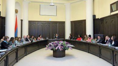 Photo of Անցկացվել է Կանանց հարցերով խորհրդի առաջին նիստը