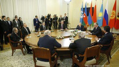 Photo of Премьер-министр в Санкт-Петербурге принял участие в неформальном саммите глав государств-участников СНГ