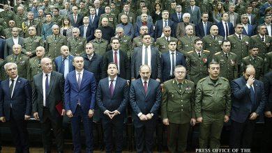 Photo of Армянская армия должна быть одной из самых интеллектуальных — Пашинян поставил перед ВС новую за