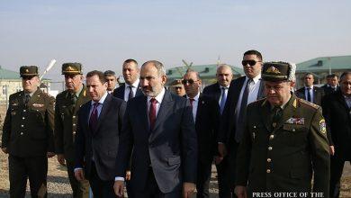 Photo of Премьер-министру представлены новейшие технические средства противовоздушной и противоракетной обороны