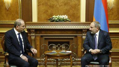 Photo of Վարչապետ Փաշինյանն ընդունել է Հորդանանի արտաքին գործերի և արտագաղթյալների նախարար Այման Ալ Սաֆադիին