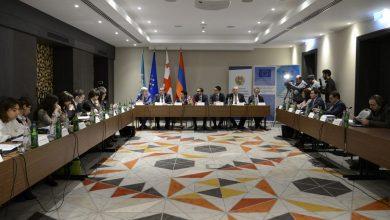 Photo of Երևանում մեկնարկել է Հայ-վրացական իրավական երրորդ ֆորումը