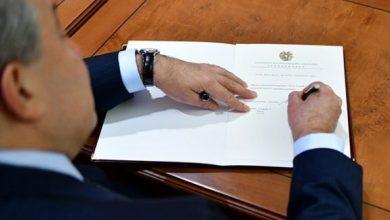 Photo of Арустамян назначен начальником управления стратегического планирования главного управления Генштаба