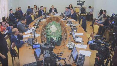 Photo of Պետաիրավական հարցերի մշտական հանձնաժողովի նիստը. ՈւՂԻՂ