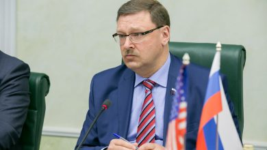 Photo of Председатель Комитета Совета Федерации по международным делам выразил признательность премьеру Армении за намерение участвовать в Параде Победы в Москве