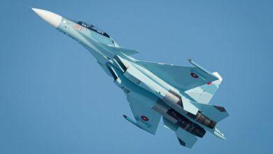 Photo of Фотографии истребителей Су-30СМ с эмблемой ВВС Армении появились в сети