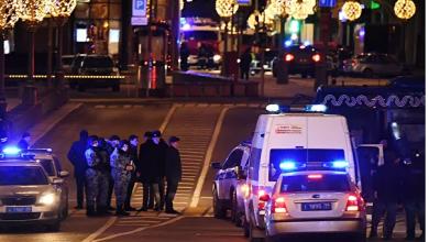 Photo of В Москве неизвестный открыл стрельбу у здания ФСБ