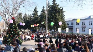 Photo of Новогоднее праздничное мероприятие в Мехакаване