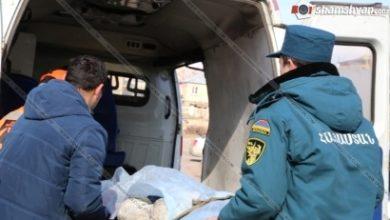 Photo of Ողբերգական դեպք Կոտայքի մարզում. Աբովյանի թիվ 8 դպրոցի բակում հայտնաբերվել է 34–ամյա տղամարդու կախված դի. նա որպես անհայտ կորած որոնվում էր