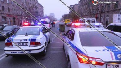 Photo of Մահվան ելքով վրաերթ Երևանում. վարորդը դիմել է փախուստի