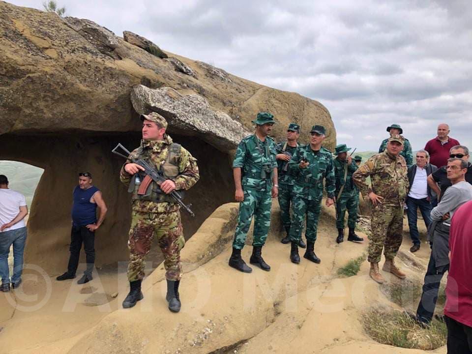 Ադրբեջանցի սահմանապահը կրակել է Վրաստանի քաղաքացու վրա