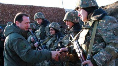 Photo of Հայաստանի և Արցախի ռազմական գերատեսչության ղեկավարներն այցելել են մարտական դիրքեր