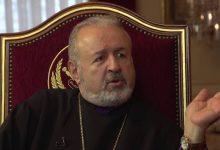 Photo of Արամ արքեպիսկոպոս Աթեշյանը շնորհավորել և բարեմաղթել է նորընտիր պատրիարքին