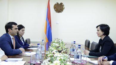 Photo of Նախարարն ընդունել է ՀՀ-ում Լիտվայի նորանշանակ դեսպանին