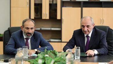 Photo of Никол Пашинян и Бако Саакян встретились с деятелями, выдвинувшими свои кандидатуры на президентских выборах в Арцахе