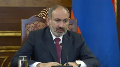 Photo of Հայաստանում կորոնավիրուսով վարակվածության ոչ մի դեպք չունենք. Նիկոլ Փաշինյան