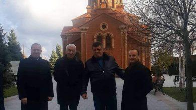Photo of Զարեհ Սինանյանն առաջին անգամ այցելել է Օդեսայի հայ համայնք