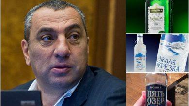 Photo of Самвел Алексанян подделал водку и торговой марки «STUMBRAS». Не продается ли в магазинах фальшивая водка?