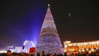 Photo of Դեկտեմբերի 21-ին կվառվեն երկրի գլխավոր տոնածառի լույսերը