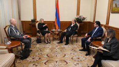 Photo of Հայաստանն ու Ֆինլանդիան ունեն համագործակցության հեռանկարներ. նախագահ Արմեն Սարգսյանն ընդունել է Ֆինլանդիայի դեսպանին