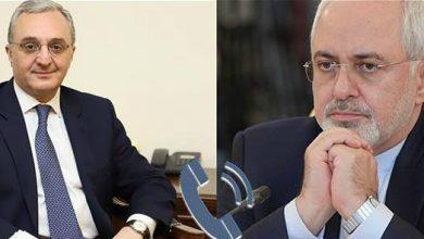 Photo of Հայաստանի և Իրանի ԱԳ նախարարների հեռախոսազրույցը
