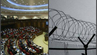 Photo of В Армении принят законопроект о «ворах в законе»