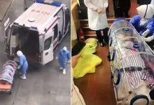 Photo of Вот как в Китае перевозят человека, заболевшего новым вирусом