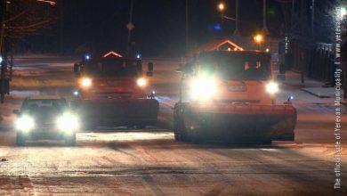 Photo of Հունվարի 23-ի լույս 24-ի գիշերը՝ 29 մեքենա աշխատել է Երեւան քաղաքի ողջ տարածքում