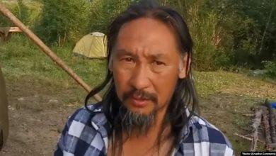 Photo of Якутский шаман объявил о новом походе на Москву, чтобы «изгнать Путина»