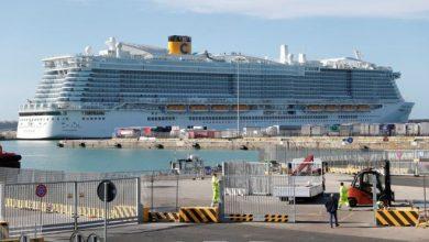 Photo of У китаянки на круизном лайнере в Италии заподозрили коронавирус. Никого из 6 тысяч человек с судна не выпускают