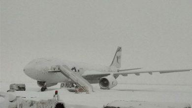Photo of «Մեհրաբադ» օդանավակայանը ձյան պատճառով դադարեցրել է թռիչքները, Թեհրան-Երևան չվերթը կժամանի կեսժամյա ուշացումով