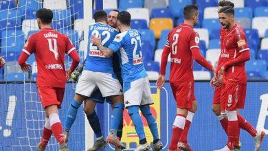 Photo of Նապոլին հաղթեց ու դուրս եկավ Իտալիայի գավաթի քառորդ եզրափակիչ