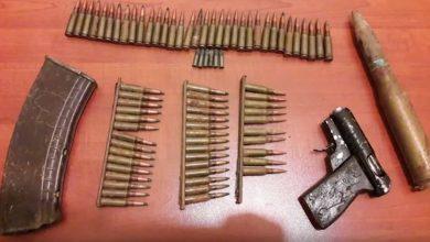 Photo of Ոստիկանության բաժիններում մեծ քանակությամբ ապօրինի պահվող զենք-զինամթերք է կամավոր հանձնվել
