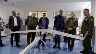 Photo of ՀՀ ԶՈւ գլխավոր շտաբի պետ Արտակ Դավթյանն այցելել է «UAVLAB» ընկերություն