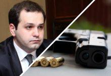 Photo of СК: глушителя на пистолете Кутояна в день его смерти не обнаружено